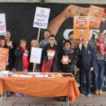 Southend High Street stall – Sunday 15th March