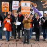 Stall – Southend High Street, Saturday 15th Feb